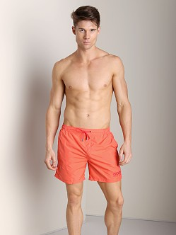 Hugo Boss Barracuda Swim Shorts Orange
