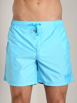 Hugo Boss Barracuda Swim Shorts Turquoise