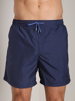 Hugo Boss Barracuda Swim Shorts Navy