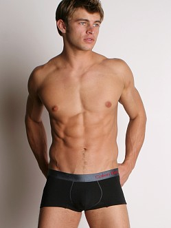 Calvin Klein Pro Stretch Reflex Low Rise Trunk Black