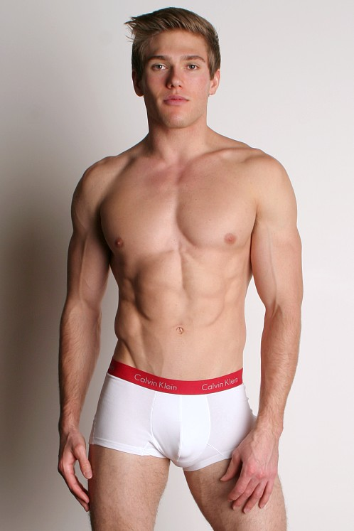 Calvin Klein Pro Stretch Low Rise Trunk