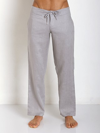 You may also like: Sauvage 100% Laundered Roma Linen Tropical Pant Stone