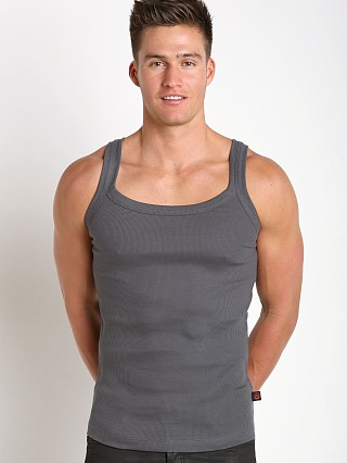 Jack Adams Kosah Tank Top Charcoal