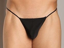 Cover Male G-String Black