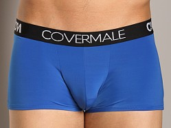 Cover Male Waisted Up Trunk Royal Blue