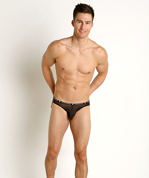 Gregg Homme Bubble G'Homme Briefs Black