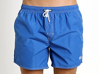 Hugo Boss Lobster Swim Shorts Bright Blue
