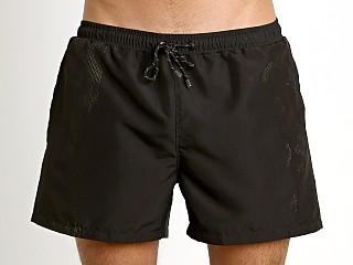 Complete the look: Hugo Boss Lizardfish Swim Shorts Charcoal
