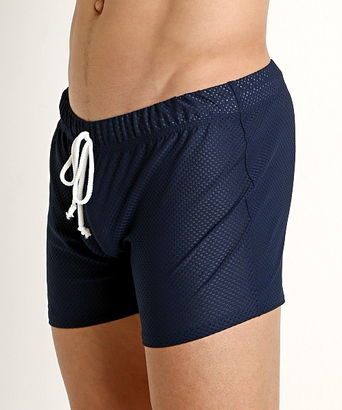 McKillop Shade Sphere Mesh Short Navy