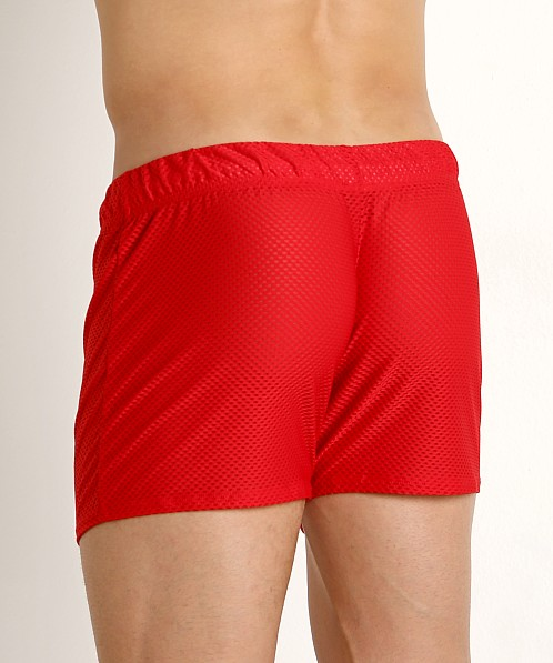 McKillop Shade Sphere Mesh Short Red