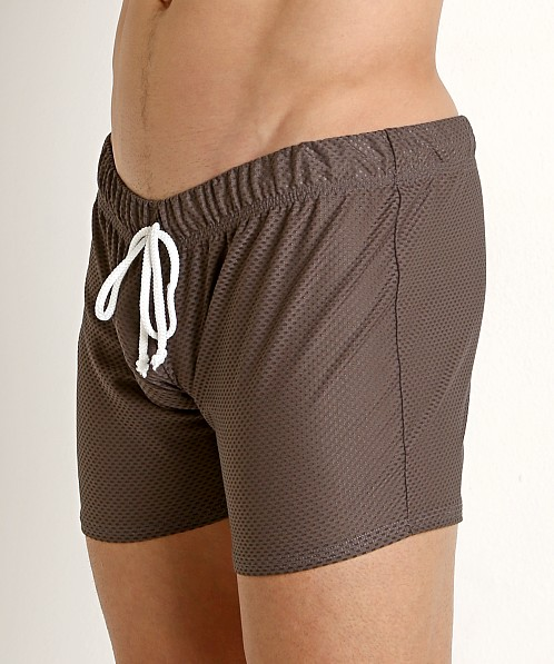 McKillop Shade Sphere Mesh Short Dark Grey