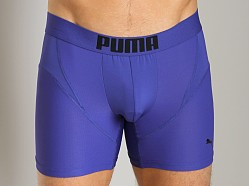 Puma Pro Tech Boxer Brief Blue
