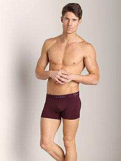 Calvin Klein Athletic Trunk Cabernet