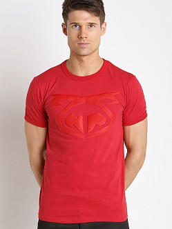 Nasty Pig Snout T-shirt Red