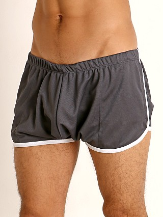 You may also like: Rick Majors Pique Mesh Bulge Shorts Charcoal/White