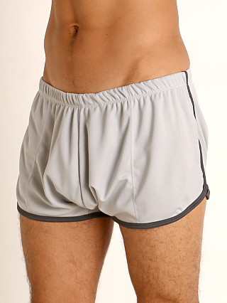 You may also like: Rick Majors Pique Mesh Bulge Shorts Silver/Charcoal