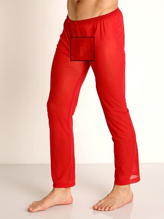 You may also like: Rick Majors Sheer Mesh Lounge Pant Red