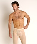 Rick Majors Sheer Mesh Lounge Pant Blush, view 2