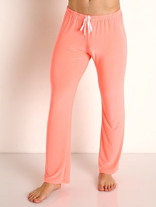 Complete the look: Rick Majors Glossy Flow Lounge Pant Coral