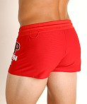 Nasty Pig Hustle Trunk Short Red, view 4