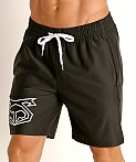 Nasty Pig Snout Short Black, view 3