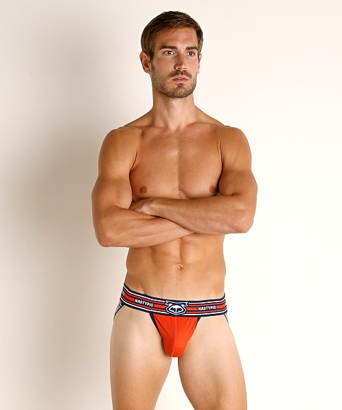 Nasty Pig Impulse Jockstrap Orange