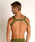 Nasty Pig Renegade Bulldog Harness Green, view 4
