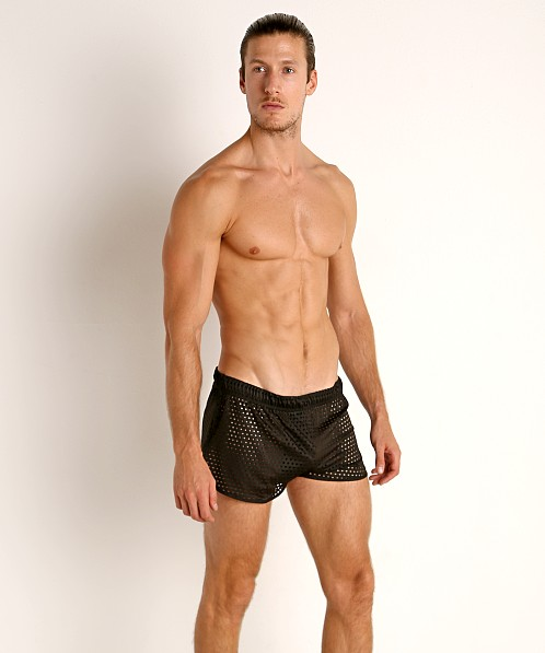 McKillop Ignite Glory Mesh Shorts Black