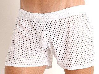 McKillop Shadow Glory Mesh Shorts White