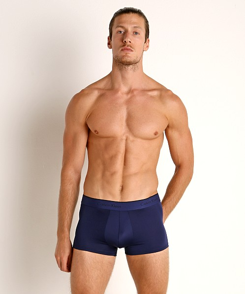 Clavin Klein Micro Stretch Low Rise Trunks 3-Pack Horoscope/Verb