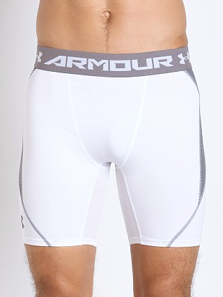 Under Armour Armourvent Mesh Compression Short White