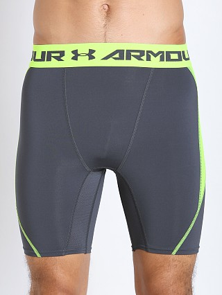 Under Armour Armourvent Mesh Compression Short Stealth Grey