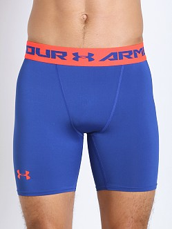 Under Armour Heatgear Armour Compression Short Cobalt