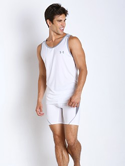 Under Armour Tech Tank White/Steel