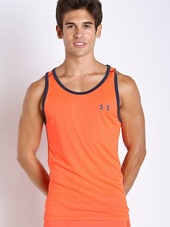 Under Armour Tech Tank Bolt Orange