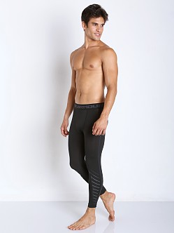 Under Armour Exo Print 3/4 Compression Legging Black