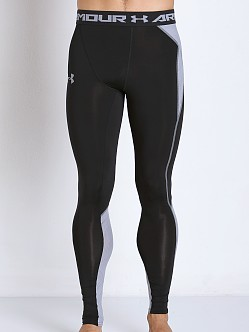 Under Armour Armourvent Mesh Compression Legging Black