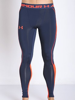 Under Armour Armourvent Mesh Compression Legging Academy Blue