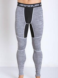 Under Armour Armour Twist Compression Legging Grey/Black