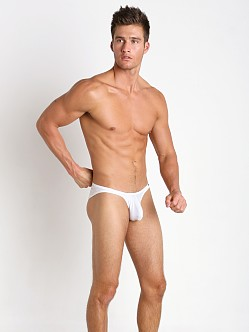 Gregg Homme Boytoy Luminous Low Rise Brief White
