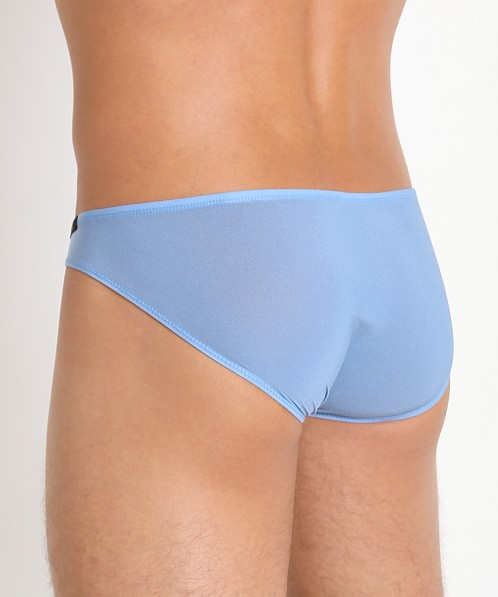 Gregg Homme Torrid HyperStretch Low-Cut Brief Blue