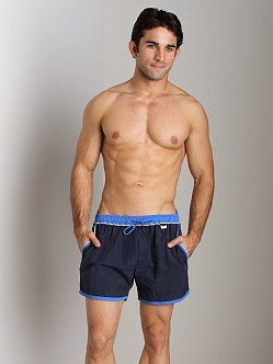 Hugo Boss Springfish Swim Shorts Navy