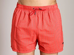 Hugo Boss Tuna Swim Shorts Red