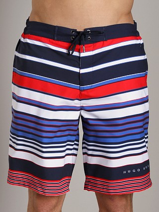 Complete the look: Hugo Boss Torpedofish Swim Boxer Navy