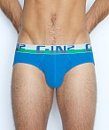 C-IN2 C-Theory Low Rise Profile Brief Denim, view 2