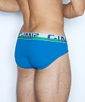C-IN2 C-Theory Low Rise Profile Brief Denim, view 4