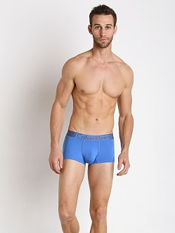 Calvin Klein Iron Strength Low Rise Trunk Urban Blue