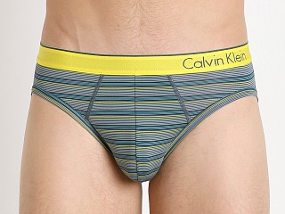 Calvin Klein CK One Micro Hip Brief Carey Stripe