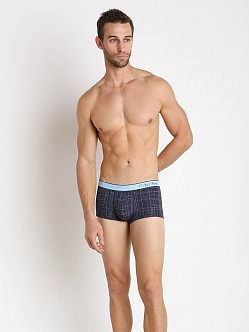 Calvin Klein CK One Micro Low Rise Trunk Accelerate Print