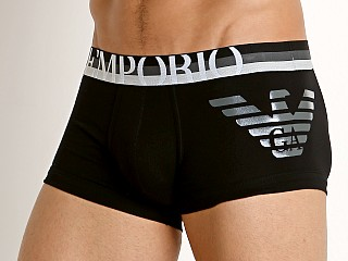 Emporio Armani Big Eagle Trunk Black